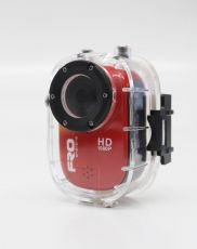 XP4 HD Action Cam - Red
