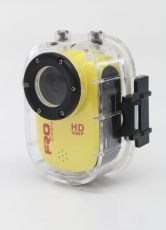 XP4 HD Action Cam - Yellow