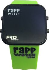 Rapp Watch Covert Adult Green