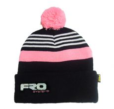 Fushia Bobble Hat