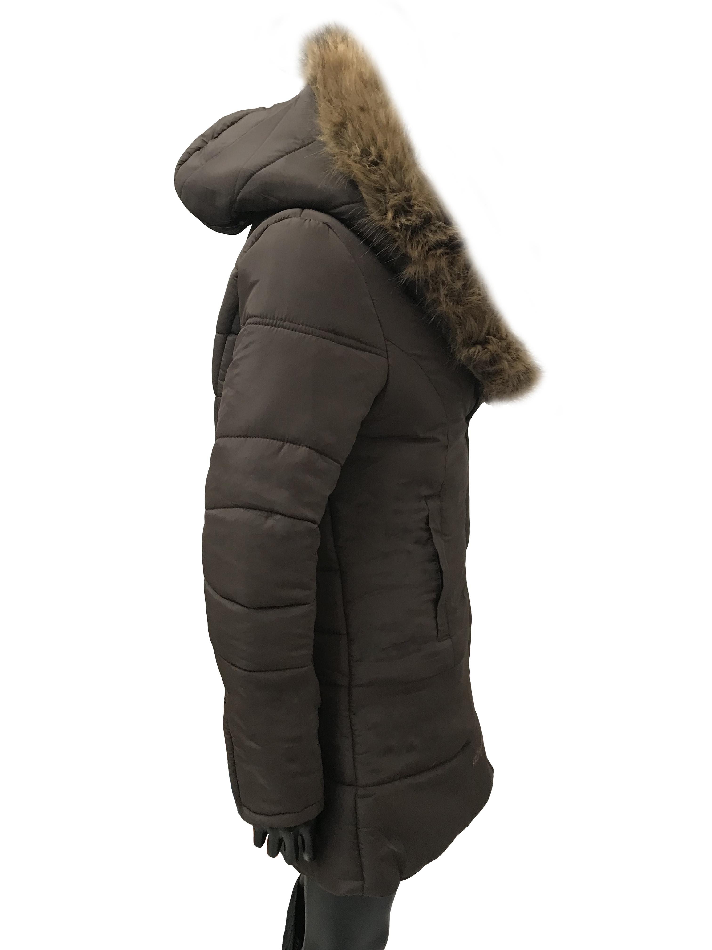 weekender parka coat
