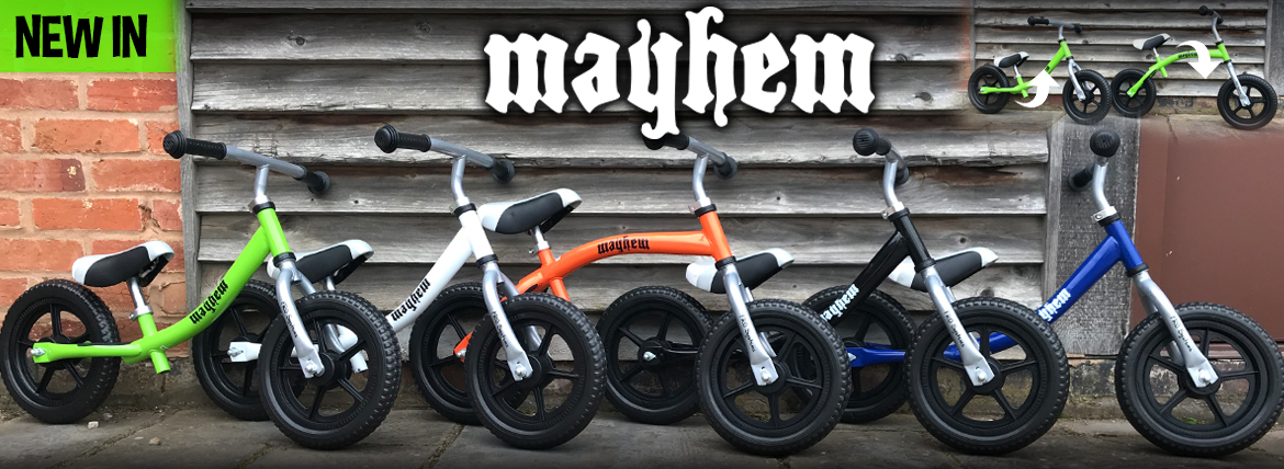 Mayhem Balance Bike