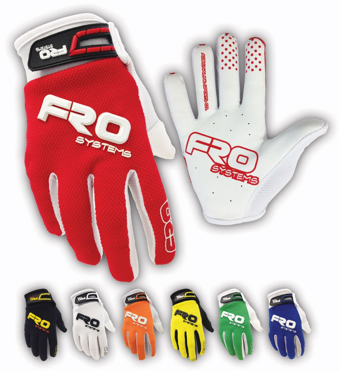 Adult Motocross Dirt Bike Race Gloves