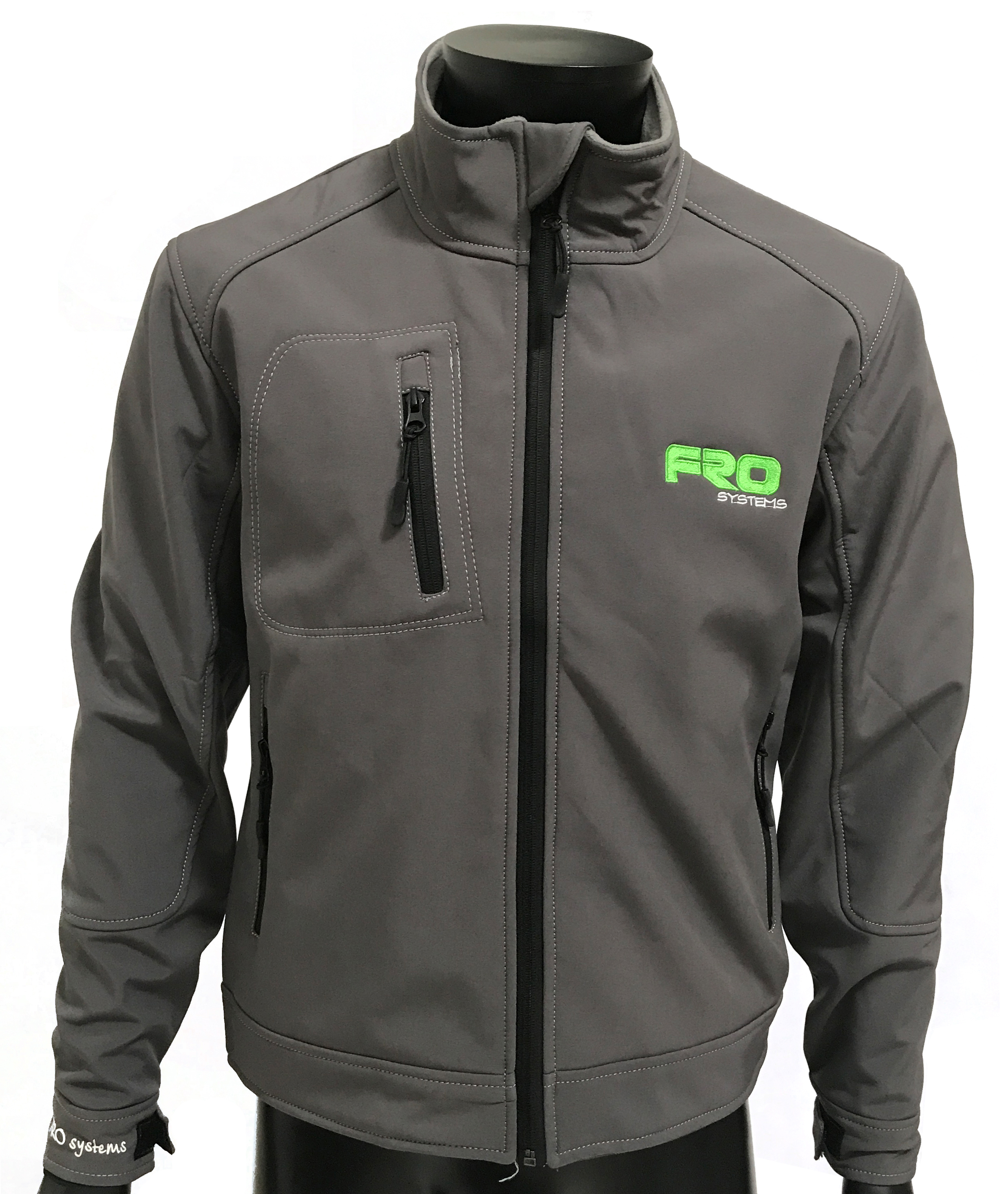 mens shield softshell jacket