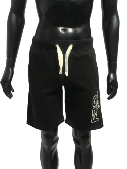 Mens Training Shorts Black