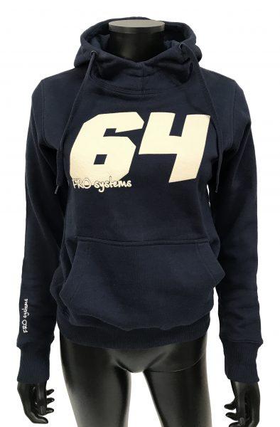Womens Sixty4 hoody