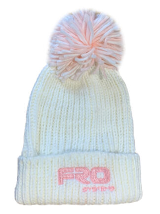 Polar bobble hat