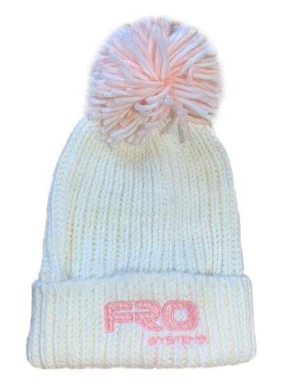 Polar bobble hat