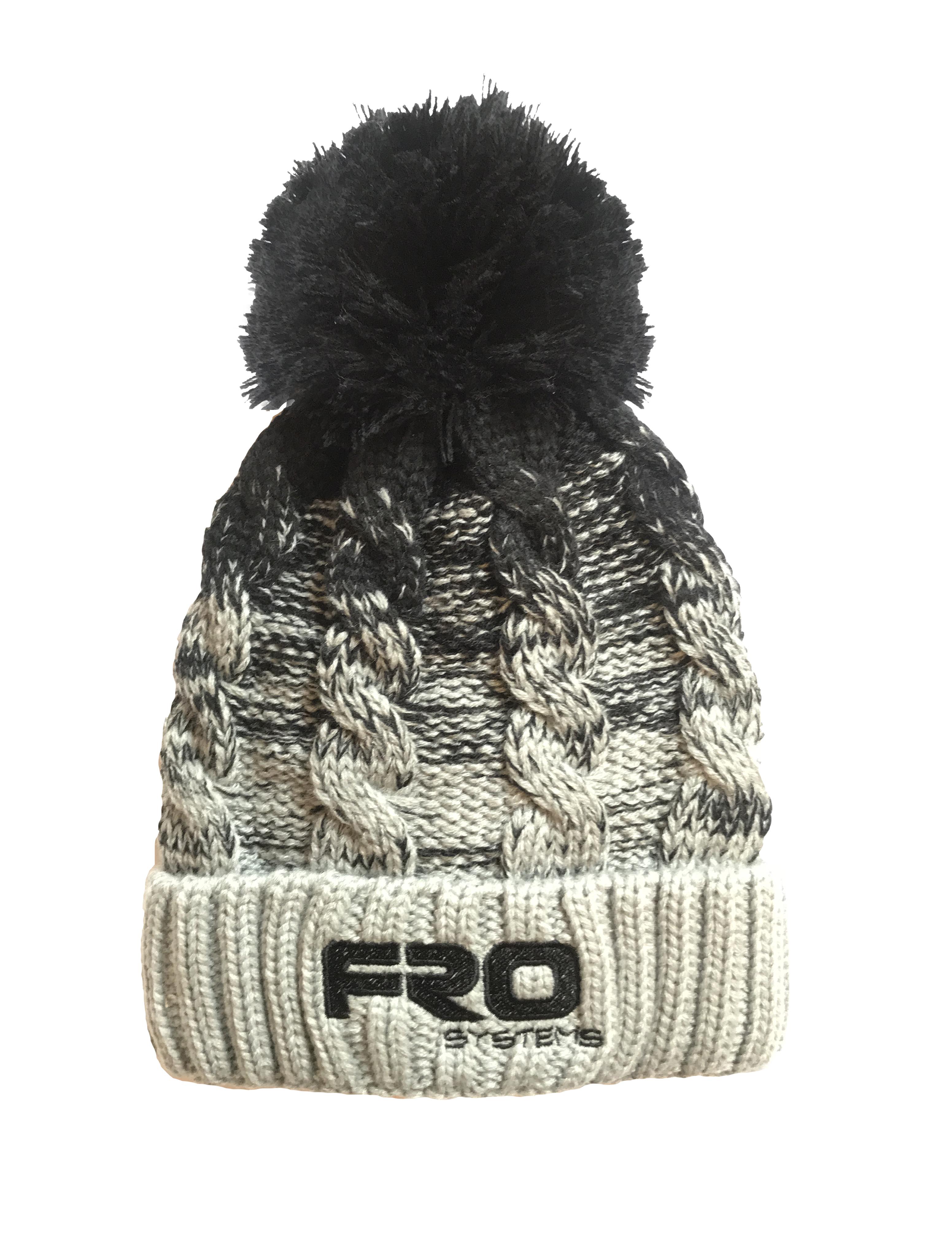 Yang Chunky Bobble Hat