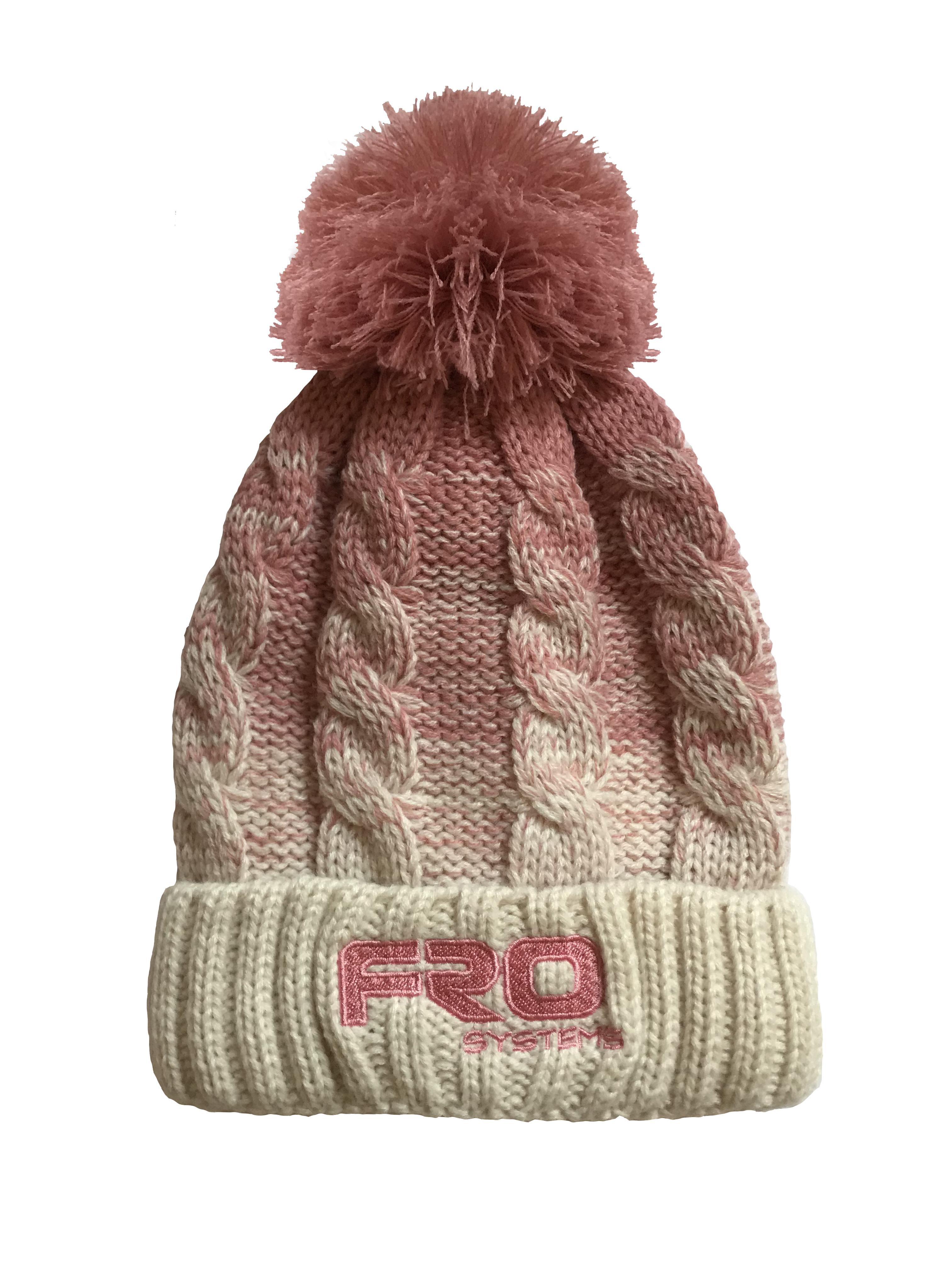 Yin Chunky Bobble Hat