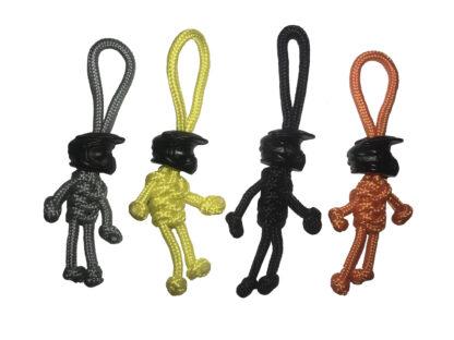 rope racer keyring
