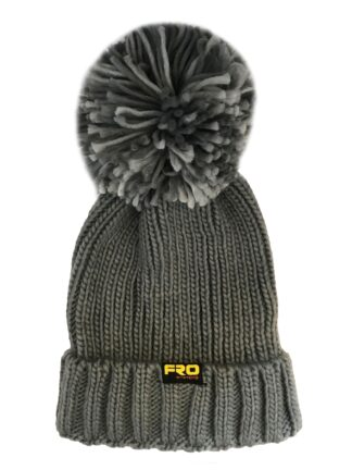 priority chunky bobble hat