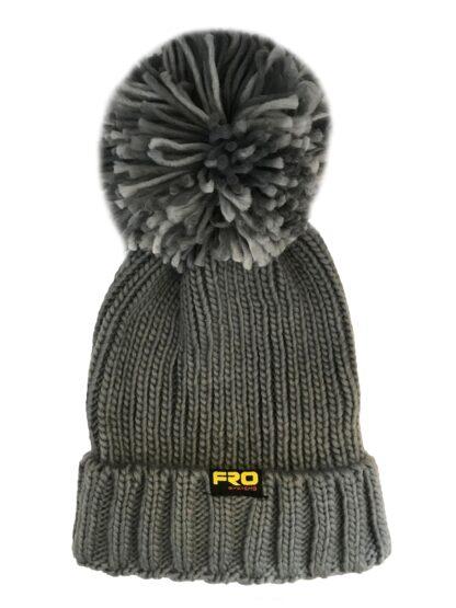 priority chunky bobble hat