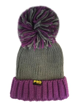 Perform chunky bobble hat