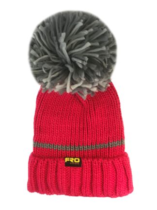 Change chunky bobble hat