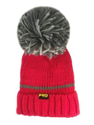 Change chunky bobble hat