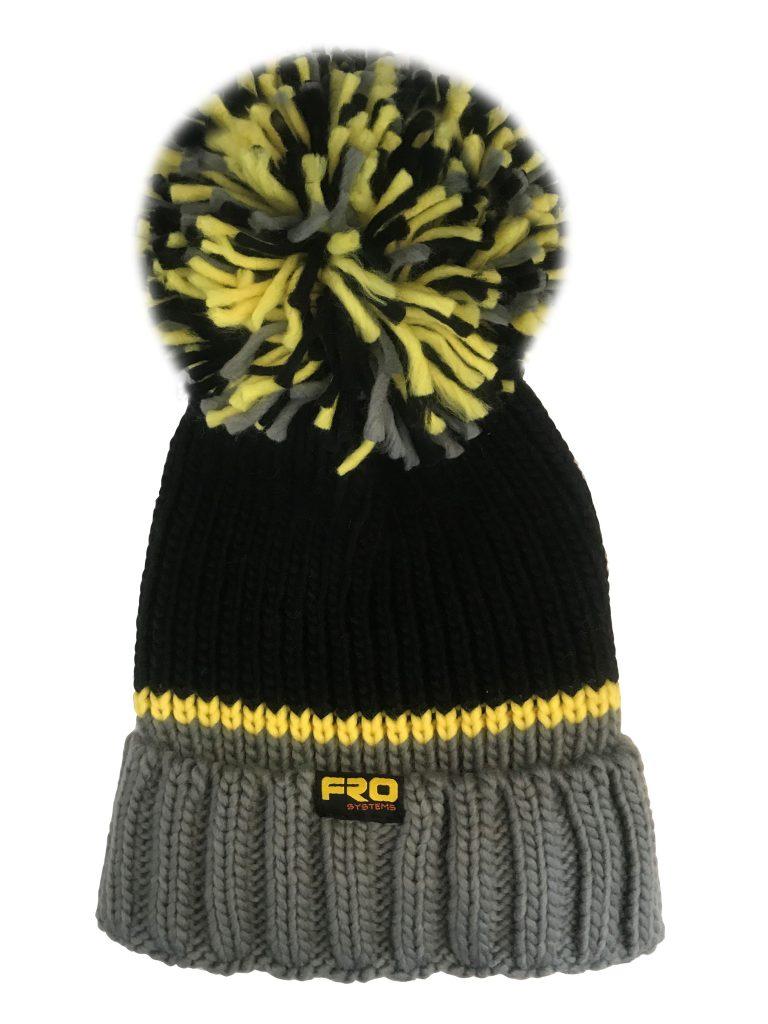Chance chunky bobble hat