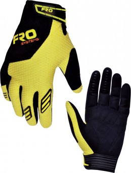 kids neoprene motocross race gloves