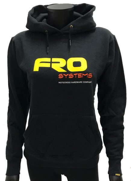 Womens Corporate Hoody